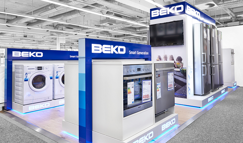 Beko Shop in Shop