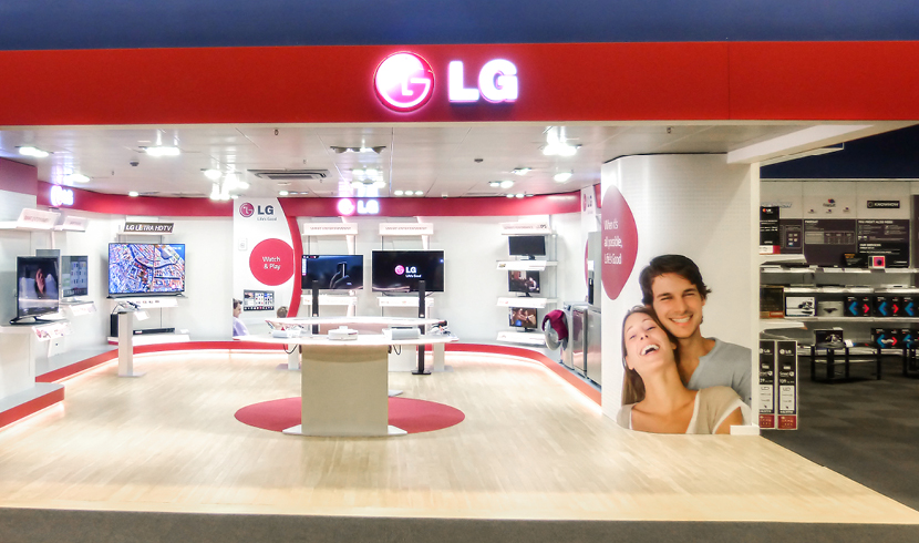 LG Shop in Shop