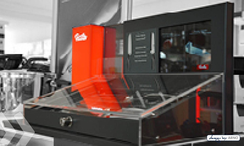 fissler table display arno group. Black Bedroom Furniture Sets. Home Design Ideas