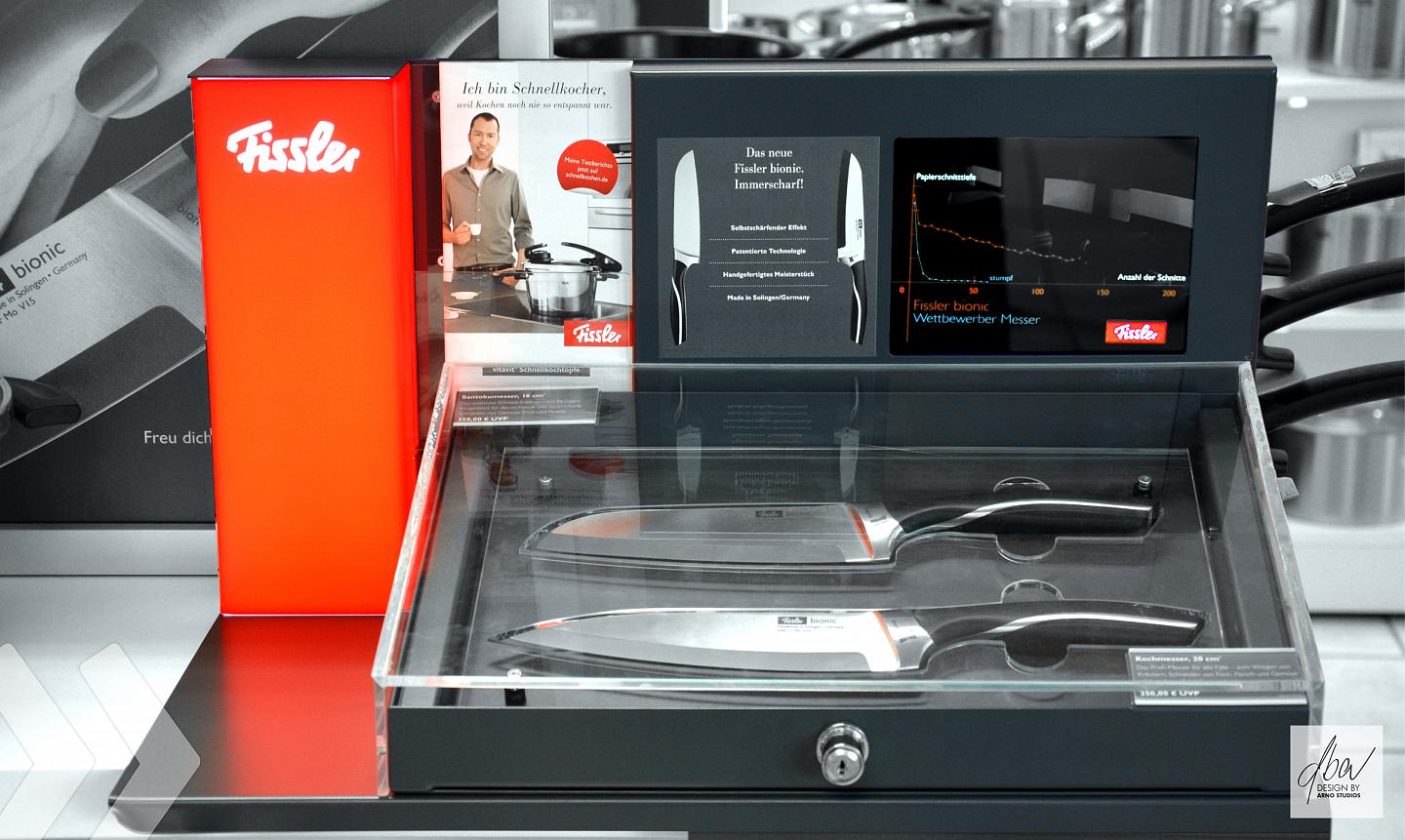 Fissler Display 04