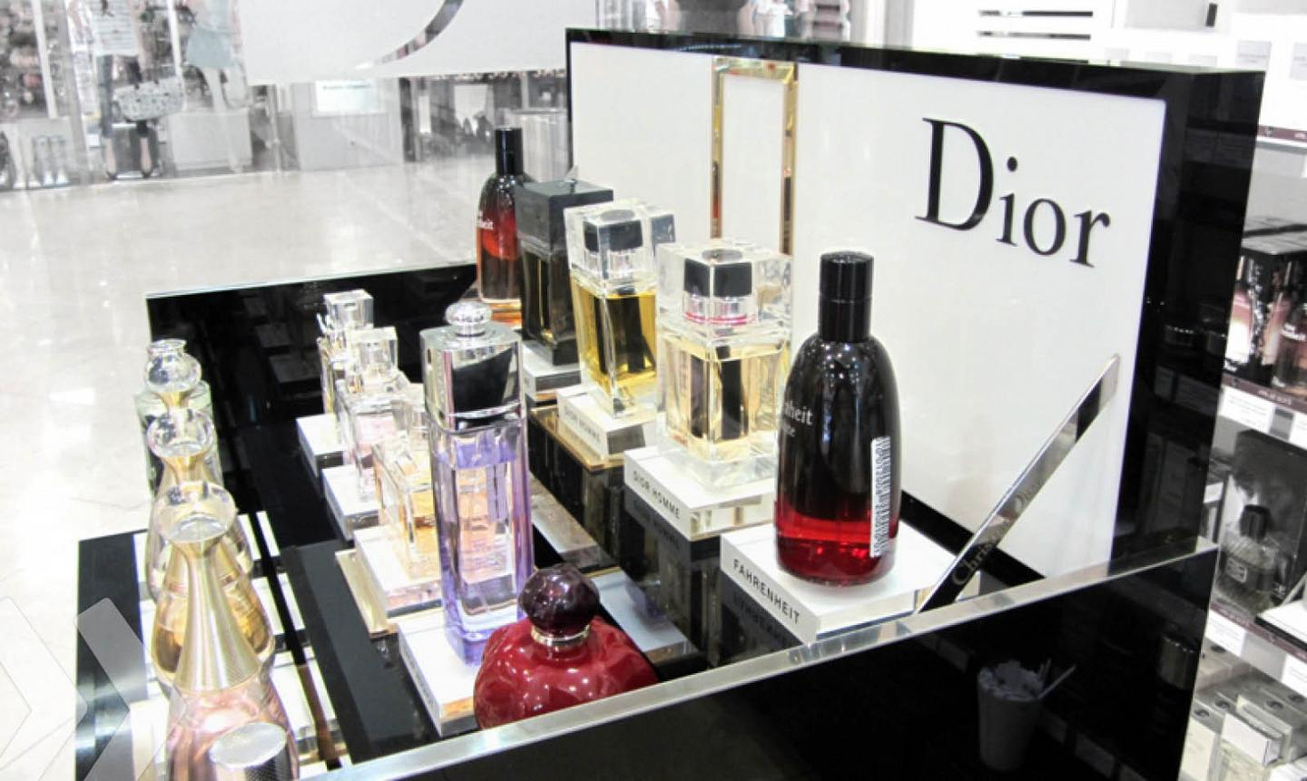 dior 03 display display hersteller point of sale