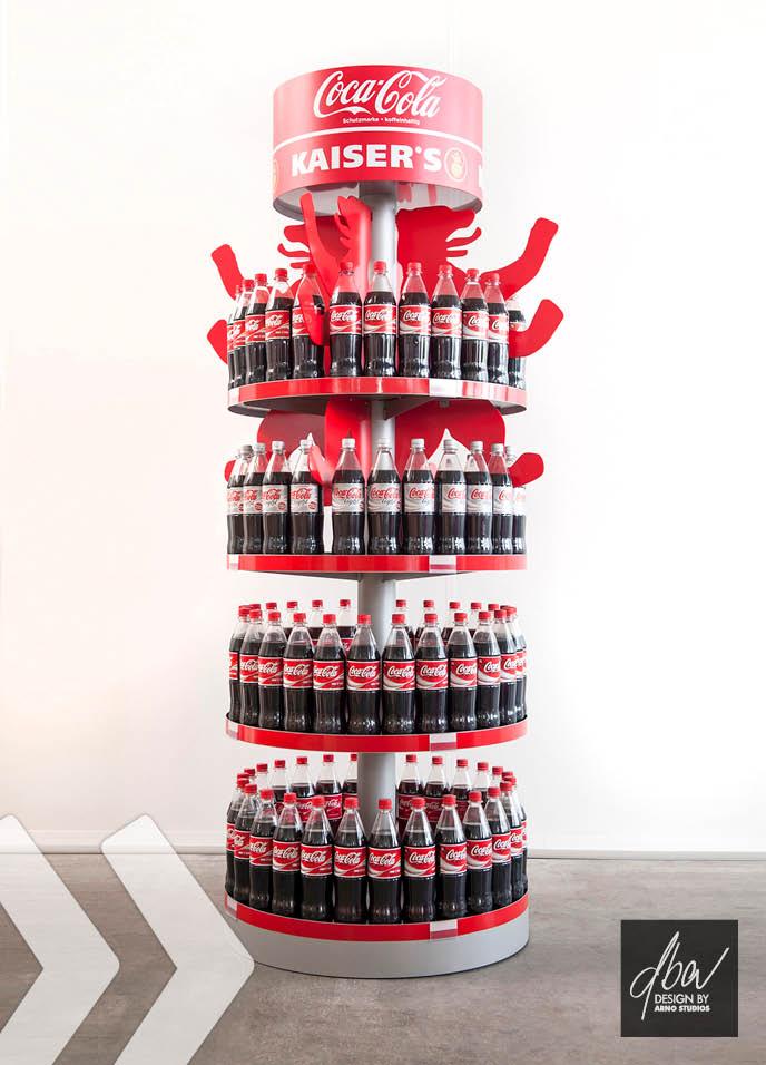 Coca Cola Display Arno Group