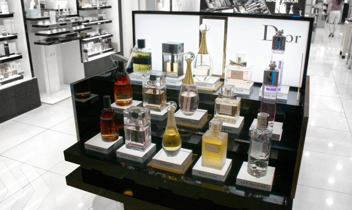 Display Parfum