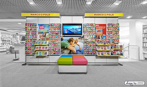 Marco Polo Shop in Shop