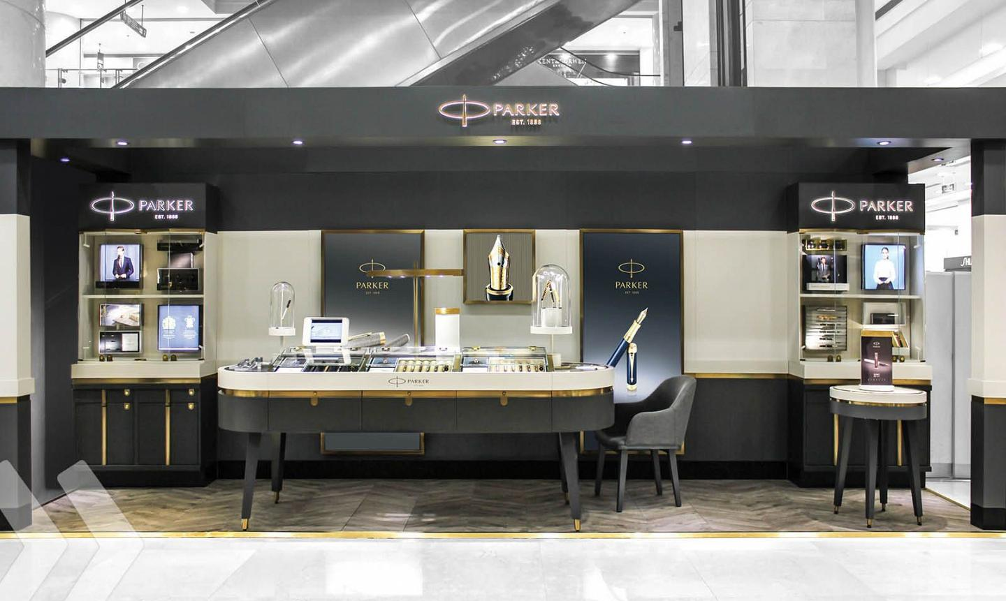 Parker Pen Shop in Shop