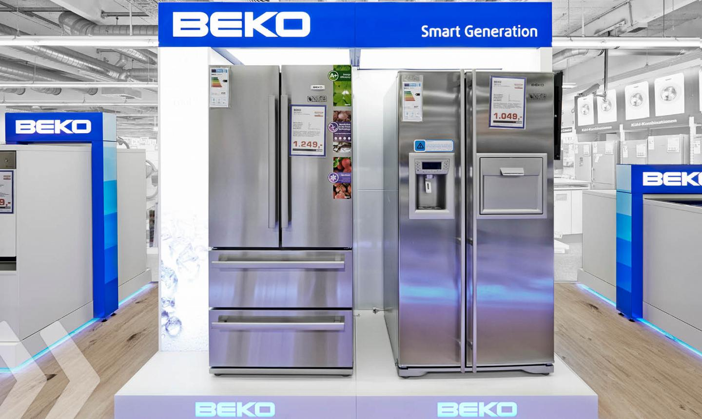 beko 03 shop in shop shop in shop systeme retail design
