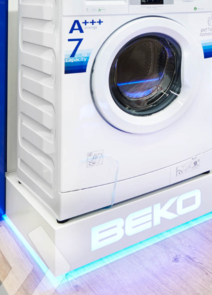 beko 06 shop in shop shop in shop systeme retail design