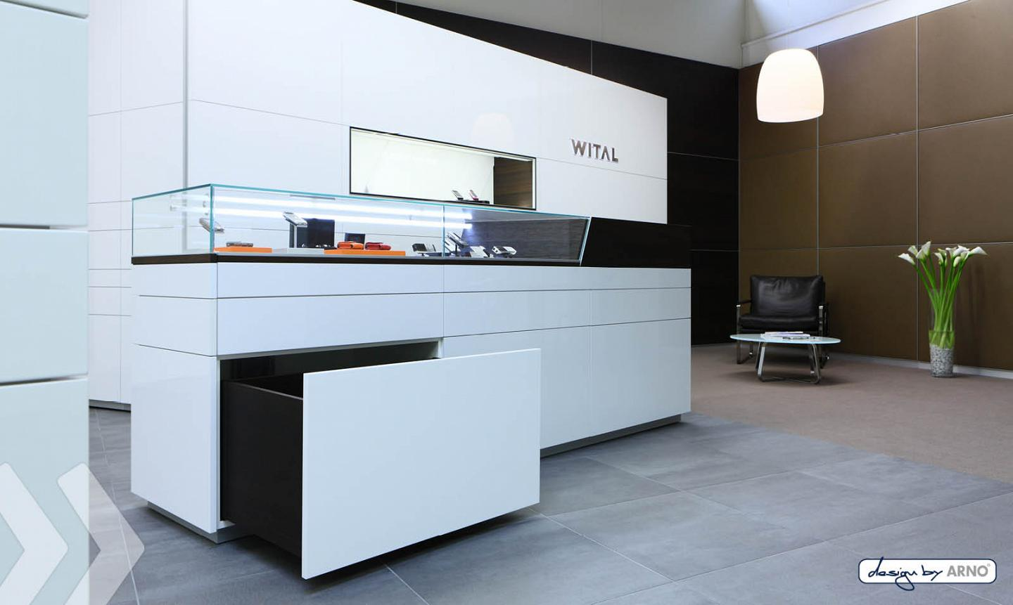 wital 02 store shop design retail design