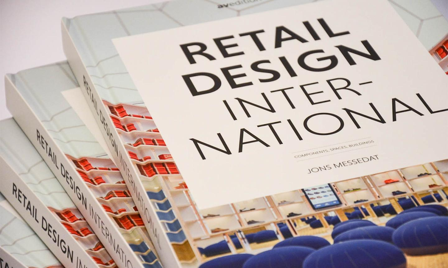 Retail Design International Buch Cover