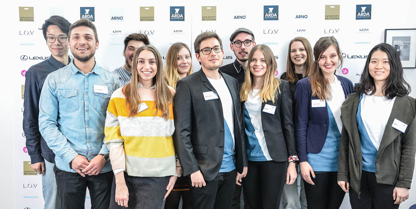 ARNO Retail Design Award 2018: Jurytag im Headquarter