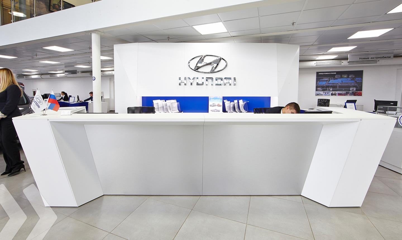 Hyundai Counter