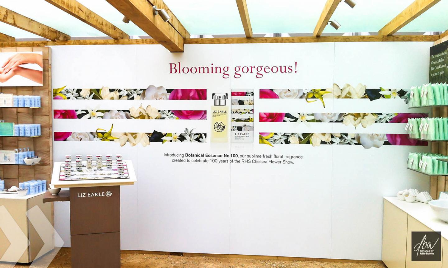 Liz Earle Fragrances Shop in Shop 01 by ARNO Group
