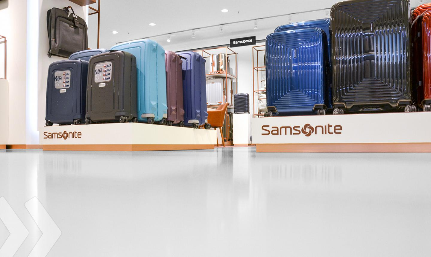 Samsonite - Shop in Shop - 04