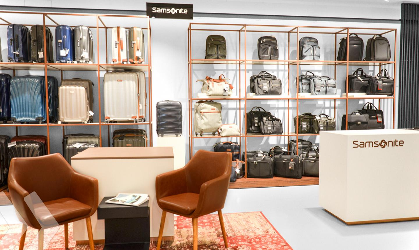Samsonite - Shop in Shop - 05