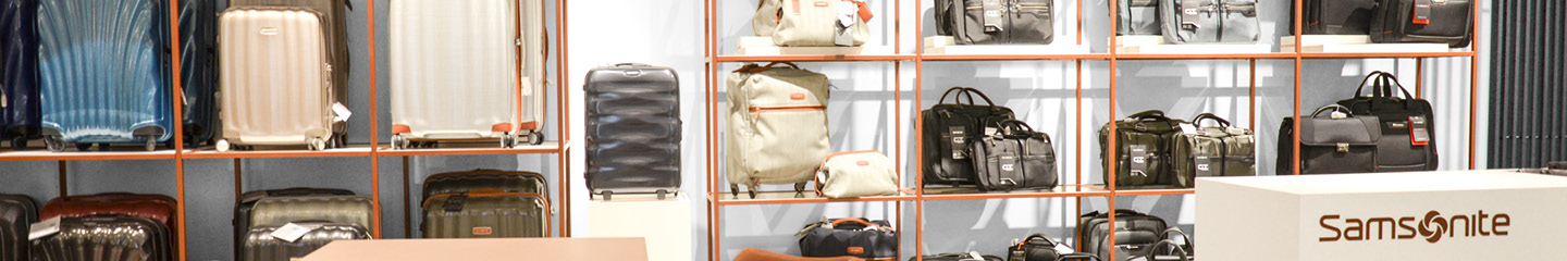 Samsonite - Shop in Shop - 01