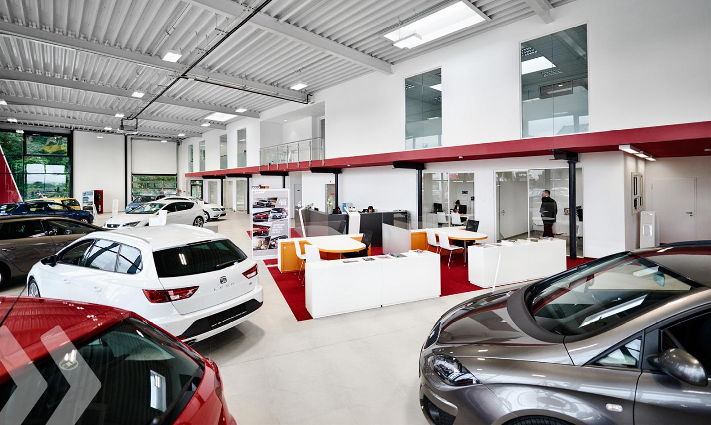 Seat Stores | ARNO Group