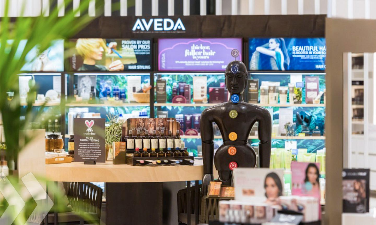 Aveda Shop in Shop 10