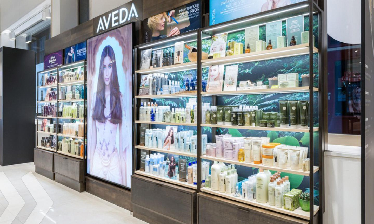 Aveda Shop in Shop 02