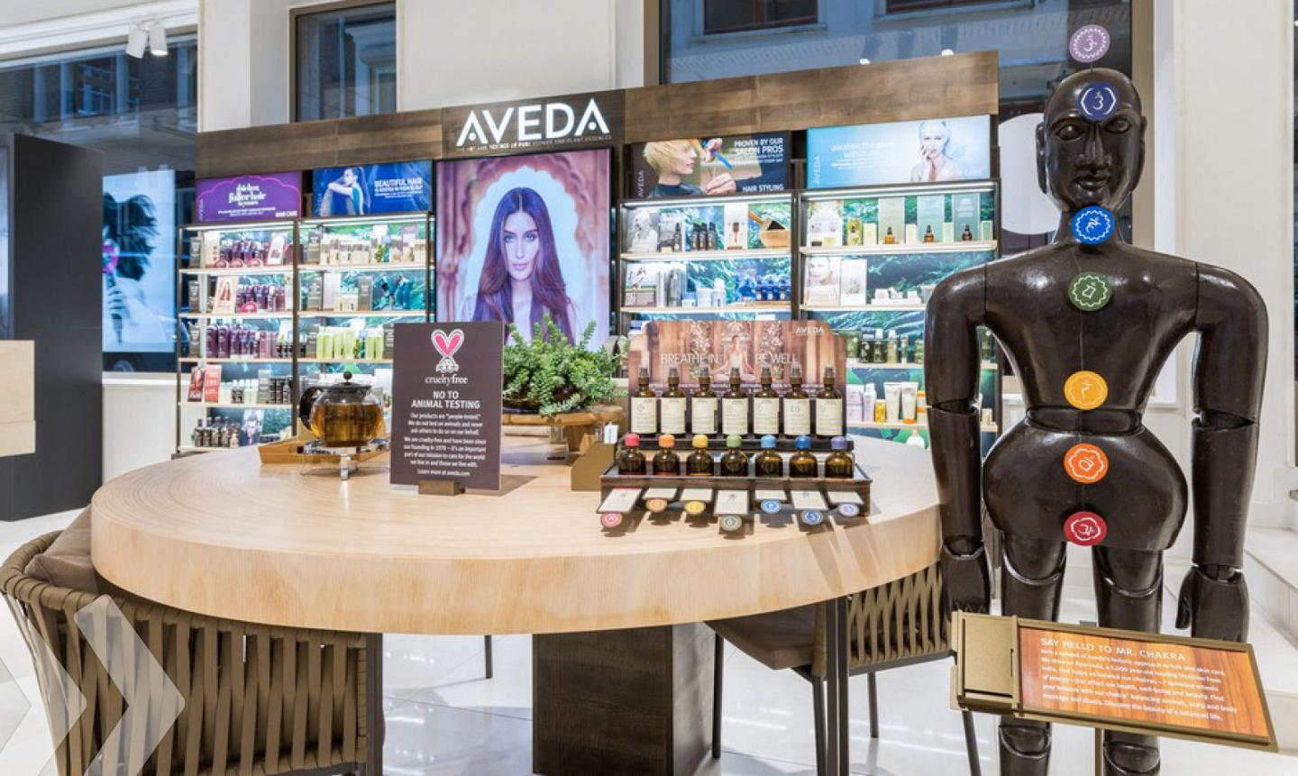 Aveda Shop in Shop 03