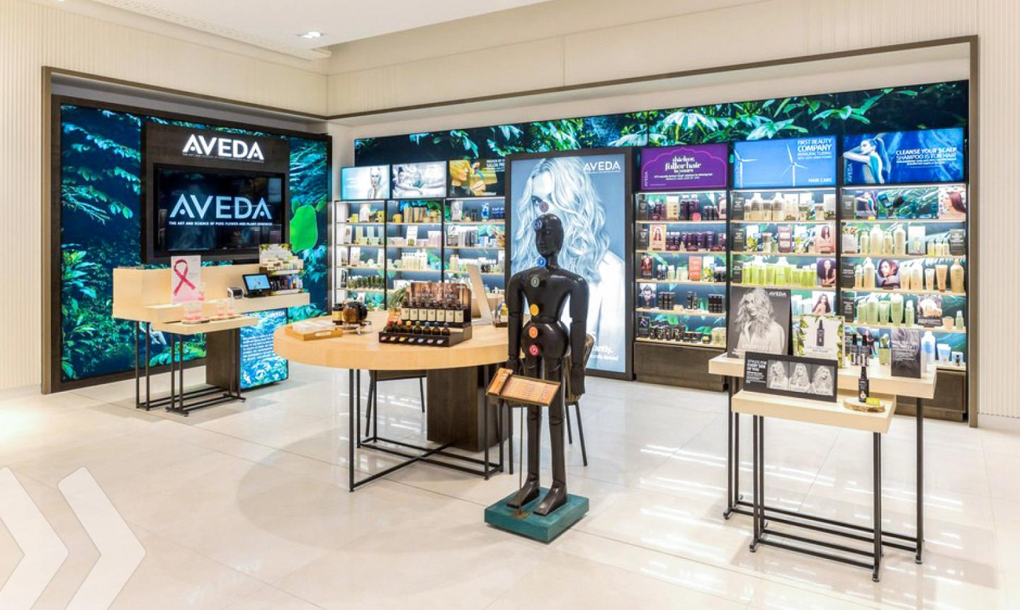Aveda Shop in Shop 04