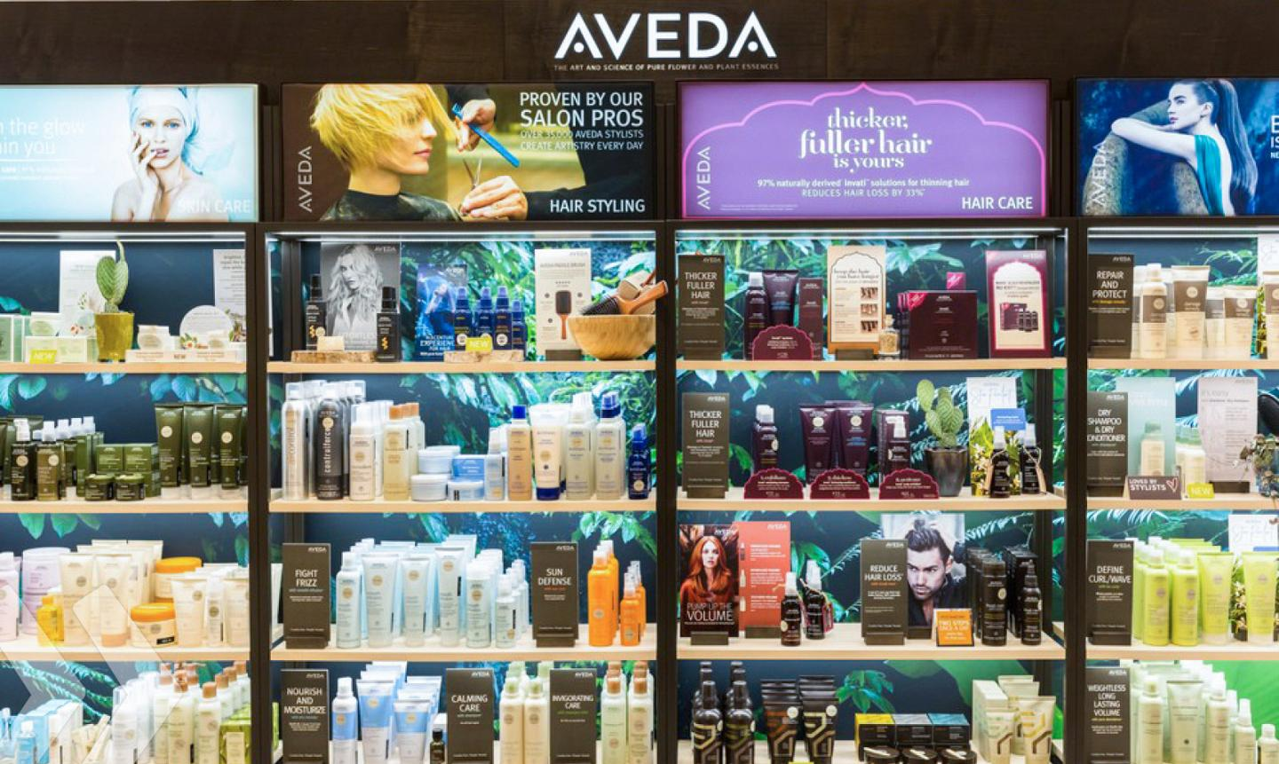 Aveda Shop in Shop 07