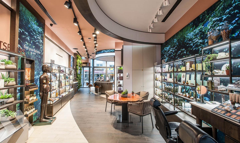 Shop in shop systeme f r den handel arno group for Outlet design online