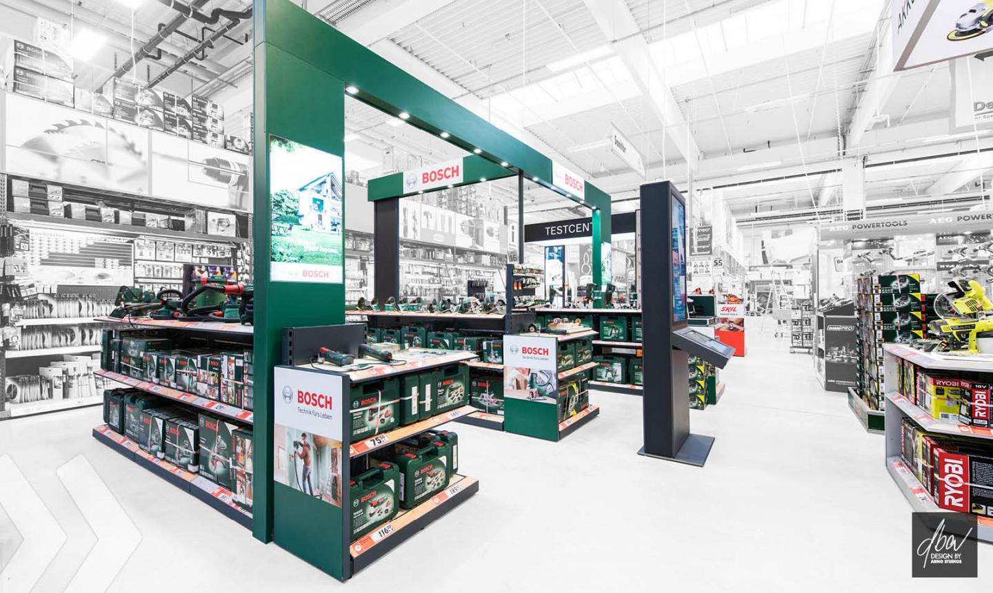Bosch Shop in Shop