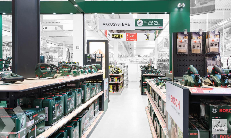 Bosch Shop In Shop Arno Group