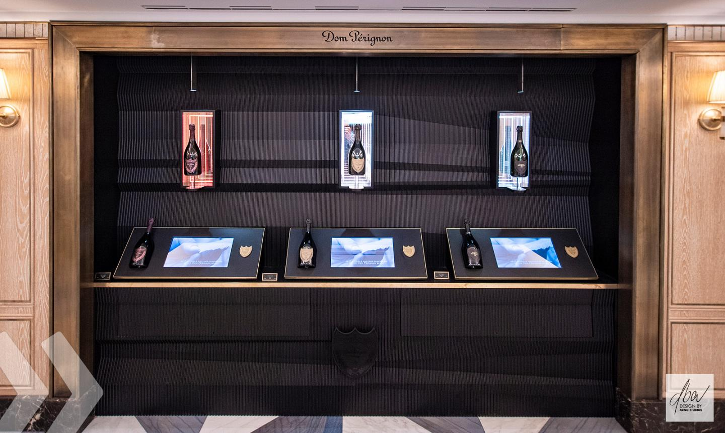 Dom Perignon Display 02