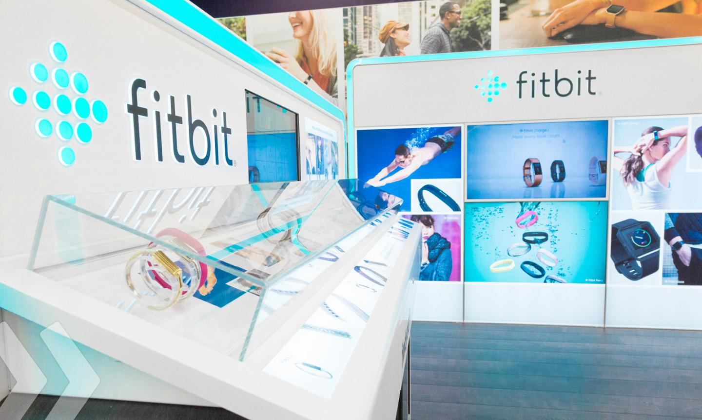 Fitbit Shop In Shop Arno Group