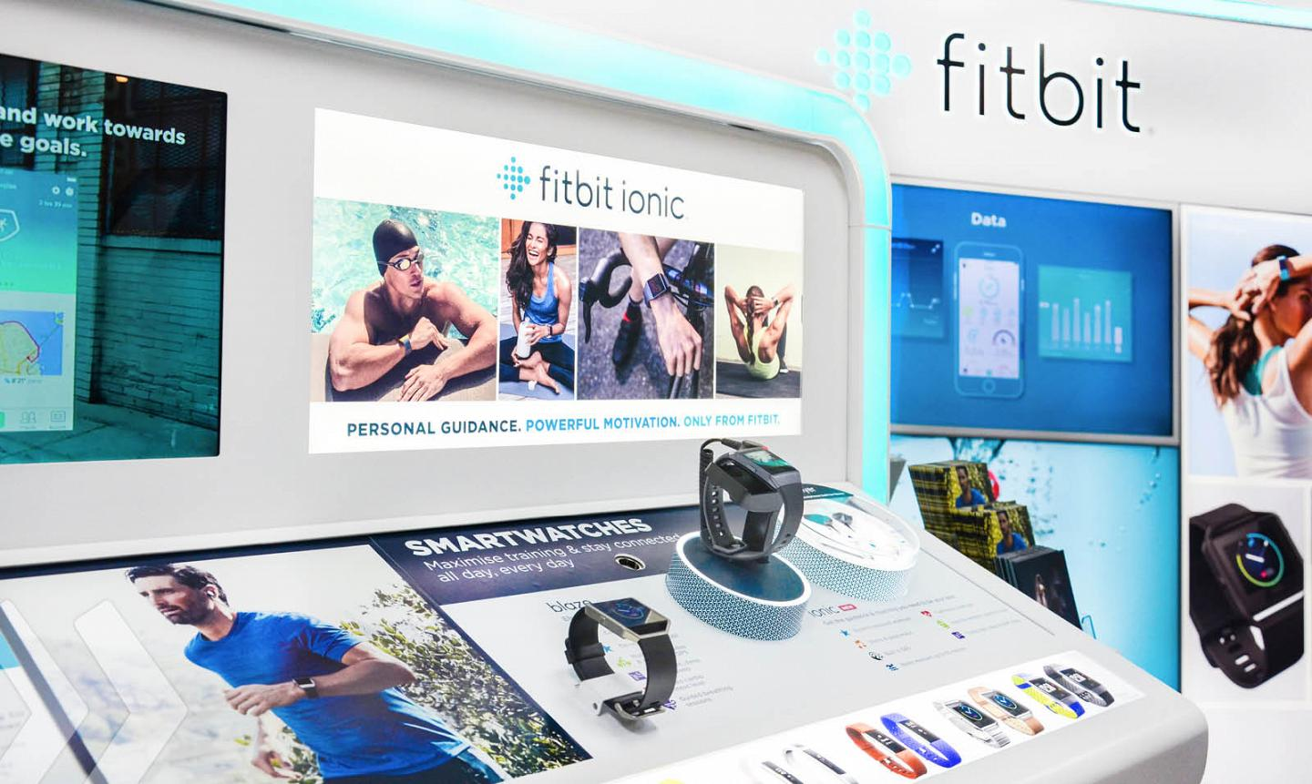 Fitbit Ionic Display 06