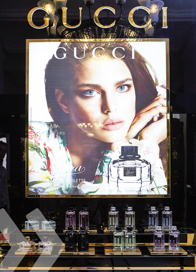 Gucci Shop in Shop 12