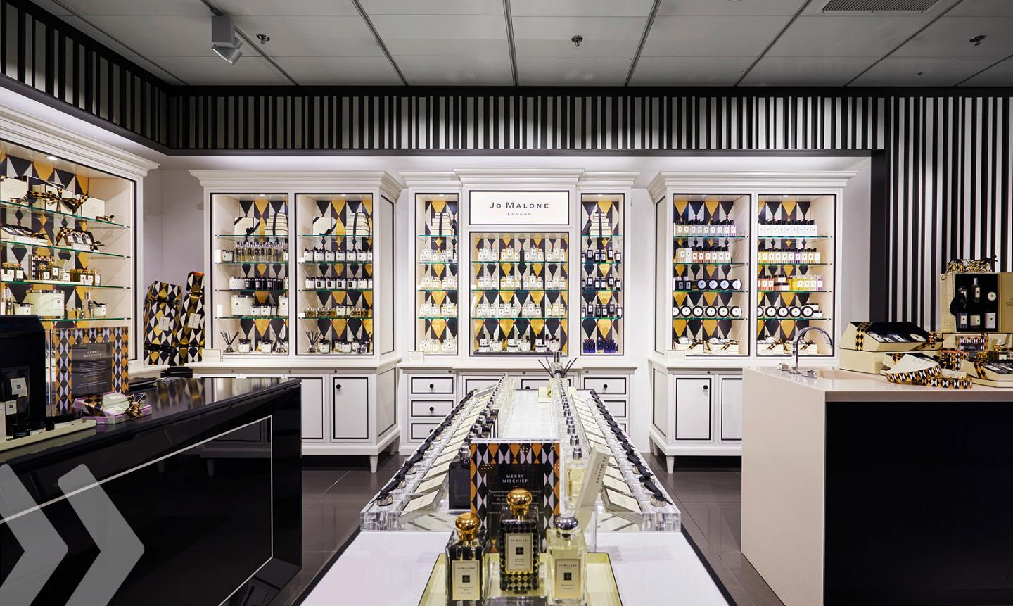Jo Malone Shop in Shop made by ARNO 01