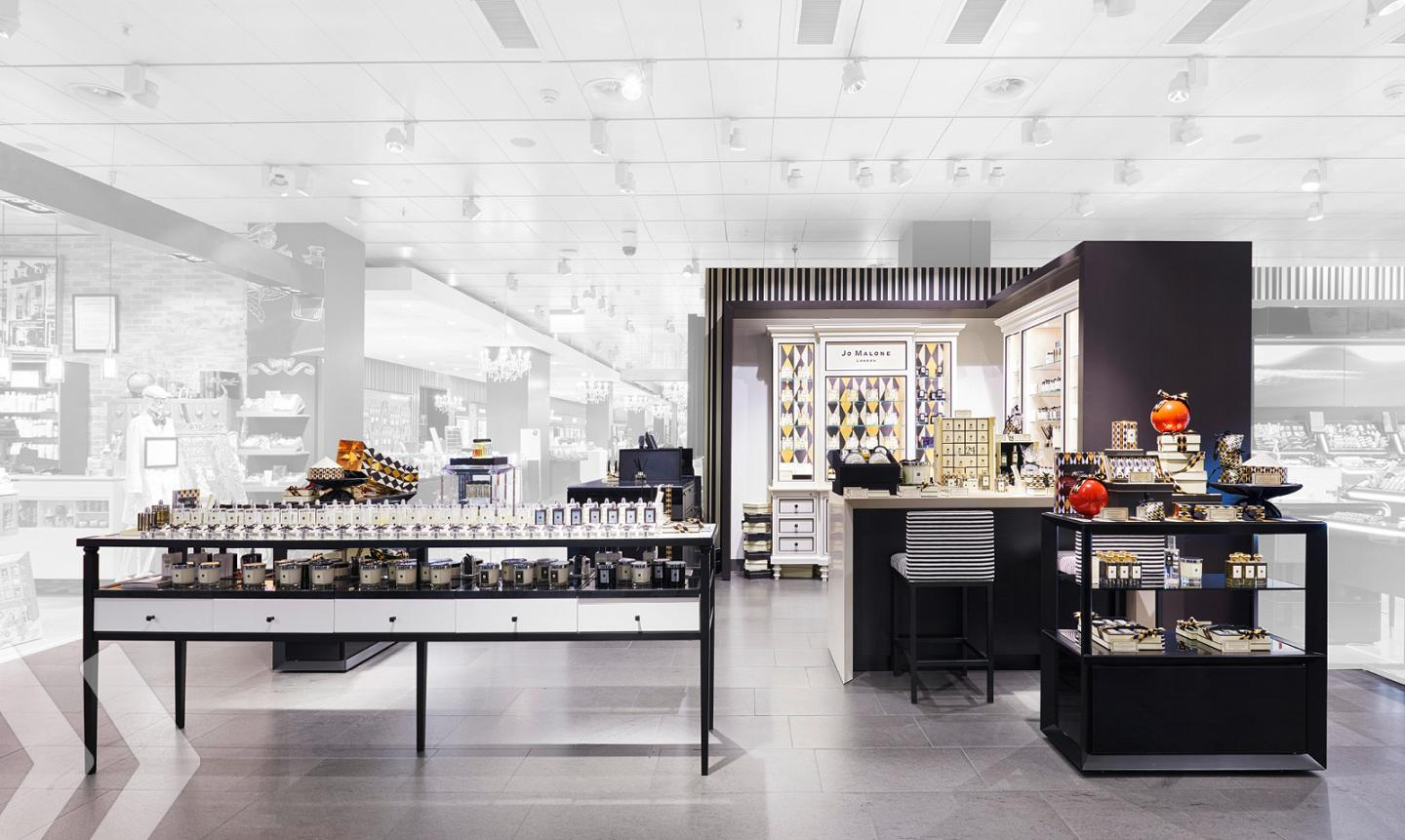 Jo Malone Shop in Shop made by ARNO 06