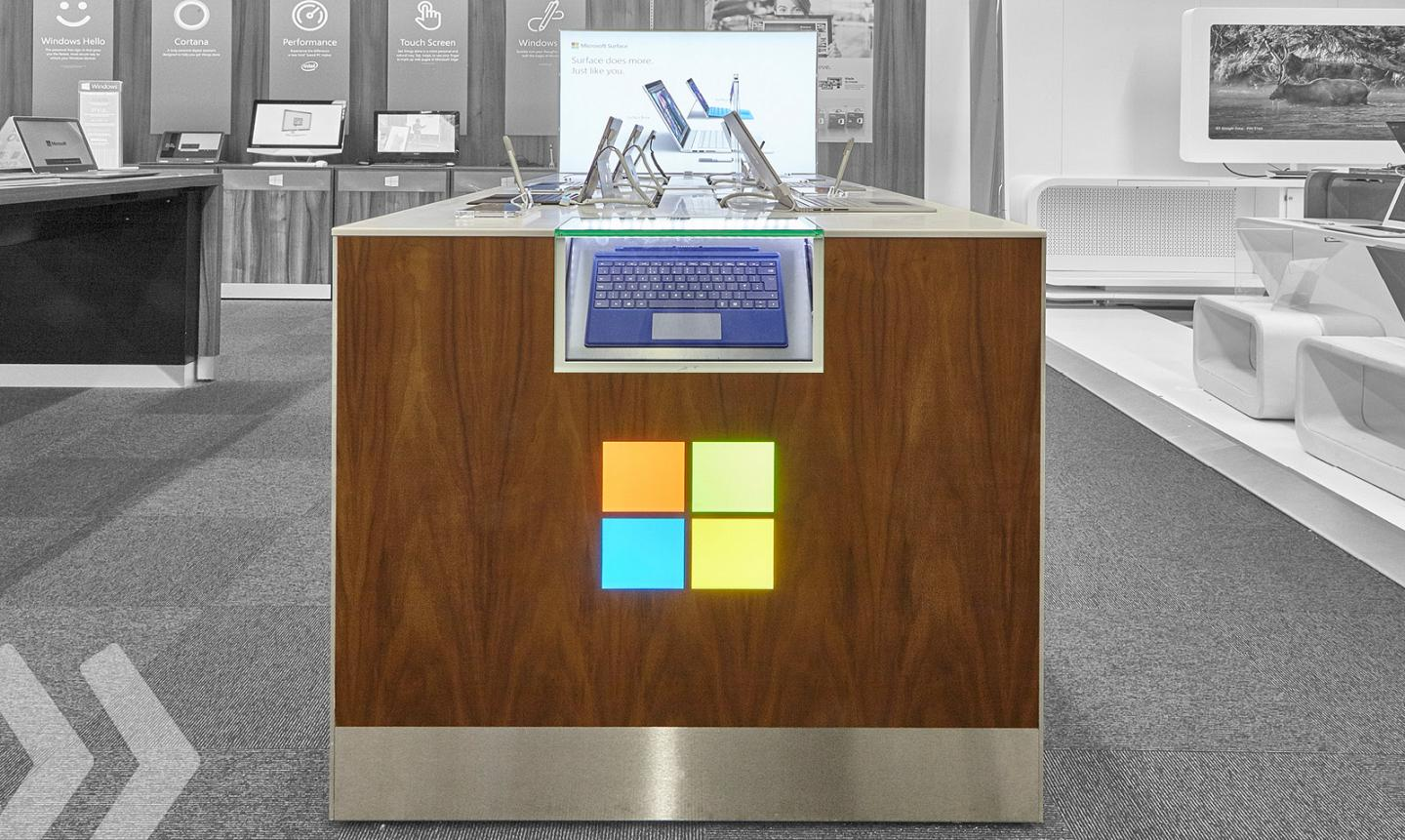 Microsoft Display- made by ARNO 05
