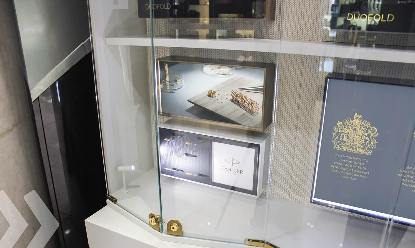 Parker Pen Shop in Shop 5