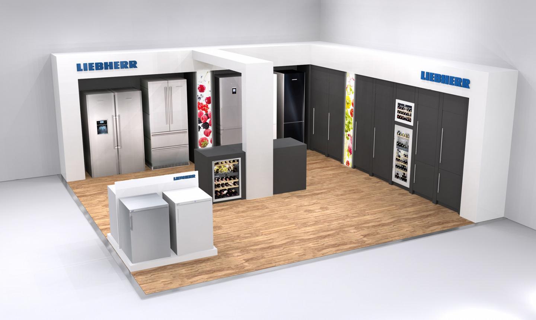 shop in shop konzepte f r den einzelhandel arno group. Black Bedroom Furniture Sets. Home Design Ideas